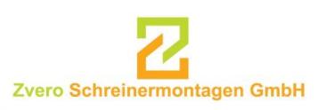 Zvero Schreinermontagen GmbH Logo